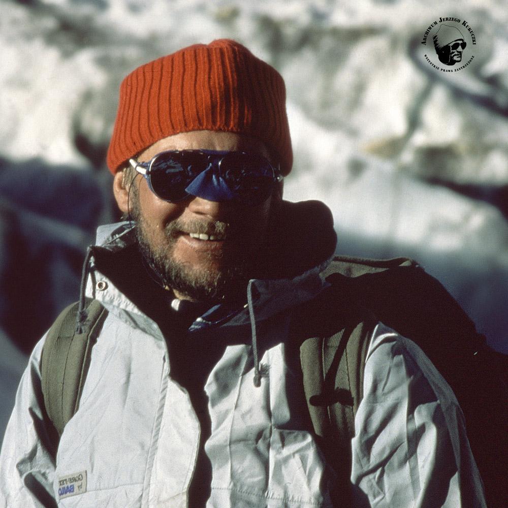 Jerzy Kukuczka Annapurna'87. Fot. Archiwum Jerzego Kukuczki
