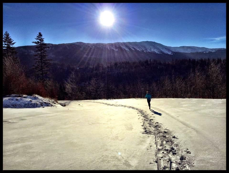 Bieg Śnieżnej Pantery Babia Góra